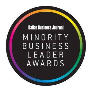 DALLAS BUSINESS JOURNAL'S MINORITY BUSINESS LEADER AWARD