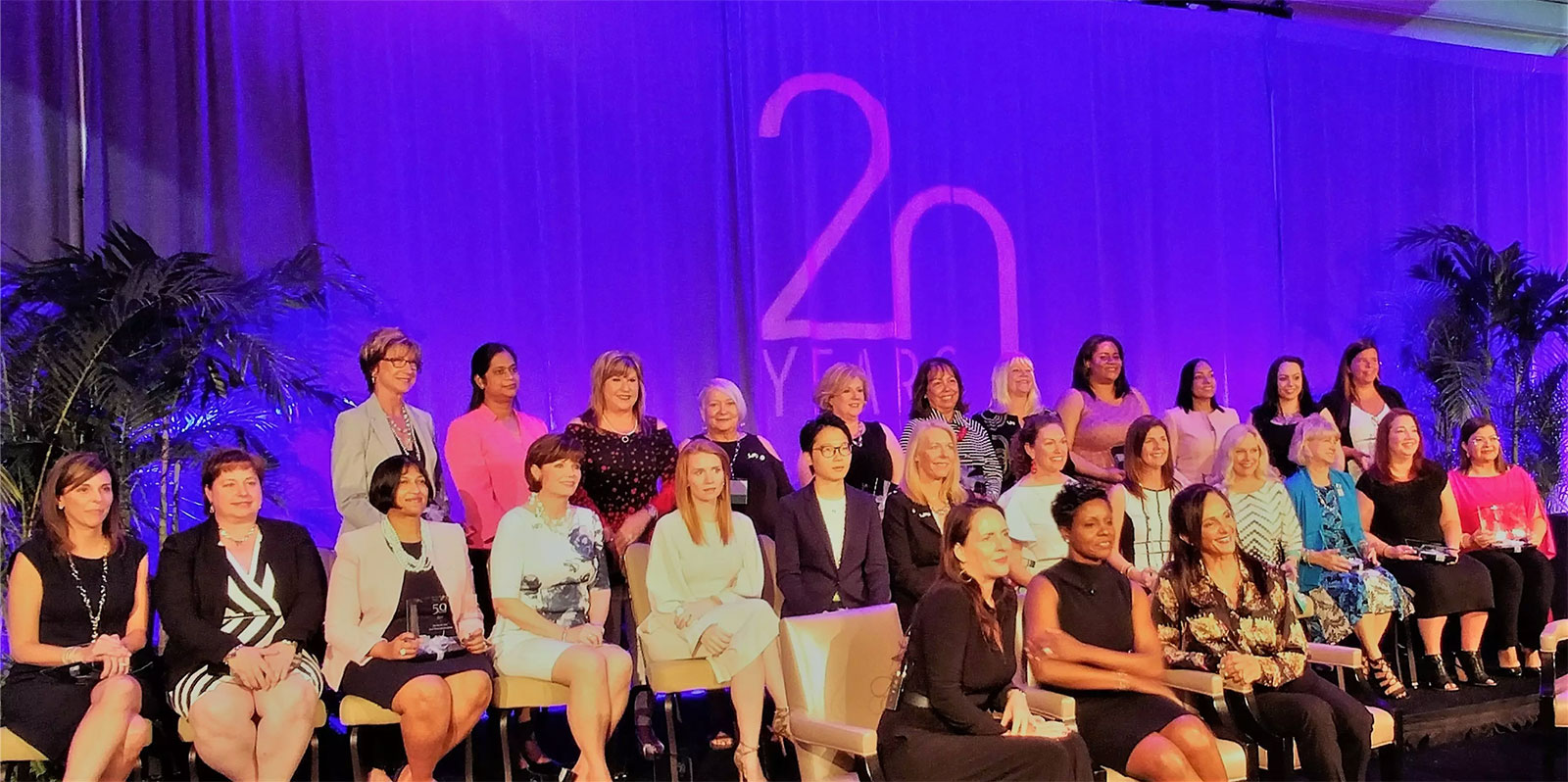 50 Fastest Growing Woman-Owned Business Award winners 2019