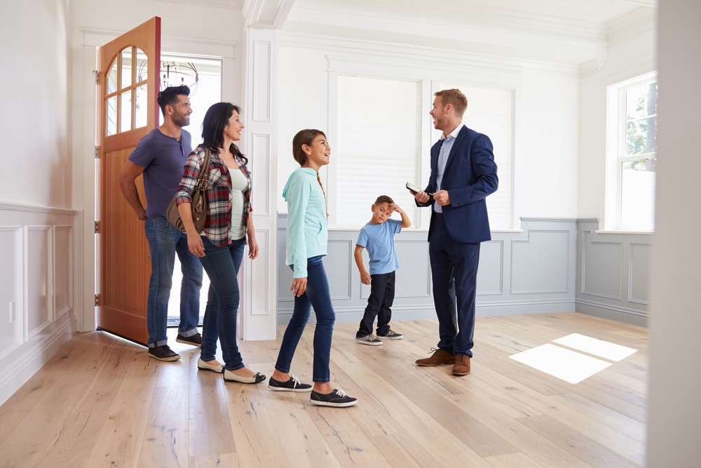 Realtor with a young family