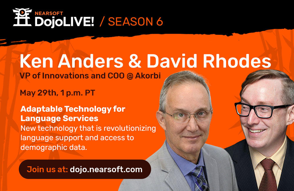 DojoLive Interview with David Rhodes and Ken Anders
