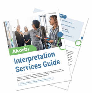 Interpretation Services Guide