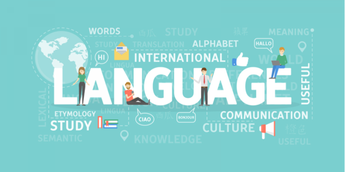 Graphic of multilingual solutions